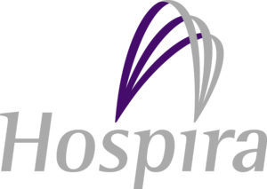 """Like the name Hospira, the logo is unique, differentiating and contemporary. The arc highlights the word """"spira"""" in the name, reinforcing Hospira's aspiration to be the world's leading hospital products provider and highlighting the spirit and inspiration of the employees that guide the company. (PRNewsFoto)"""